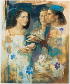 Free Mixed Media Art Lessons - Learn how to mix painting, drawing, photography, collage and more into your own mixed media masterpiece. Follow free, DIY artists' demonstrations and lessons. ( Print by Gregorio Dominguez Goyo, Art.com )