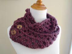 crochet scarf, button scarf, free crochet, patternfiona button, crochet patternfiona