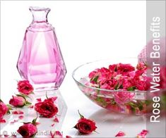 Rose Water Benefits | Beauty Tips