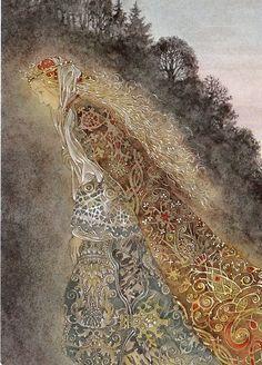 sulamith wülfing, magic, waysulamith wulf, der weg, artist, weg sulamith, sulamith wulfing, artwork, illustr