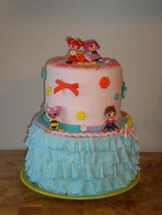lalaloopsy cake galleries, cupcak, lalaloopsy, ruffl, cakes, cake pop, lalaloopsi cake