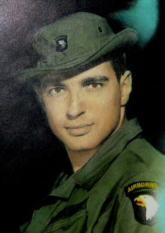 Spc. 4 Leslie H. Sabo Jr. distinguished himself, May 10, 1970, in Se San, Cambodia, while serving as a rifleman in Company B, 3d Battalion, 506th Infantry, 101st Airborne Division.