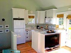 kitchen | Coastal Haven - Seabrook, WA