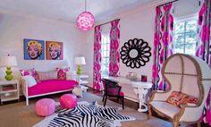 Appealing Kids' Bedroom Decorating Ideas : Girls Bedroom Ideas And Girls Room Ideas