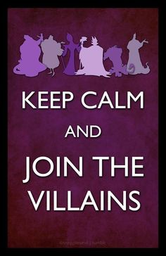 Great idea for a Disney Villains page Layout