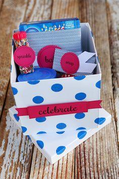 eighteen25: Cupcakes in a Box