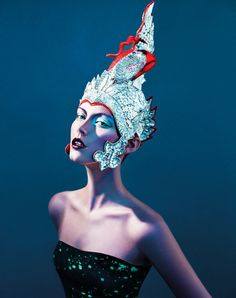 Lifeball III [published in HYPE magazine] by Elizaveta Porodina