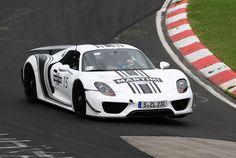 Porsche 918 Prototype Martini Racing Livery