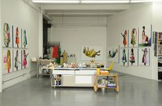 LA Modern Artist space - Google Search