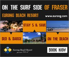 Here's our latest holiday deals..   #eurongbeach #fraserisland #queensland #australia www.eurong.com.au #deals