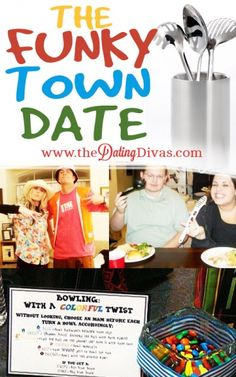Great Date Night or Family Night idea!