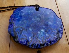 Trees Waltz in the Starlight Leaf by Medusa13 on Etsy, $58.00