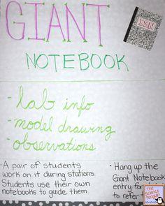 GIANT Notebook: A Follow-up Activity