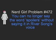 #NerdGirlProblems