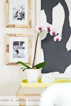 Driftwood Frames | sarah m. dorsey designs