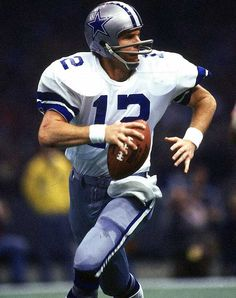 Roger Staubach (favorite NFL player of all time).This Super Bowl 12 where Cowboys beat Denver 27-10