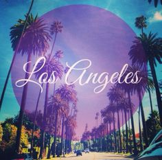 And then there was...Los Angeles #Love