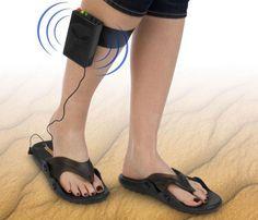 product, shoes, treasures, treasur seeker, metal detector, gadget, metals, sandals, seeker shoe