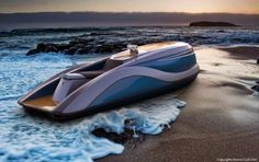 V8 Wet Rod - Personal super water craft