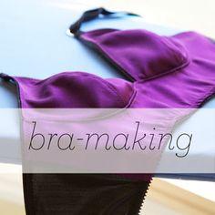 Bra-making Sew Along | Cloth Habit