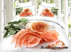 #rose #beddingset Rose and Petal Print 4-Piece Cotton Duvet Cover Sets  Buy link-->http://goo.gl/R7cwIL Discover more-->http://goo.gl/rw2ZAQ Live a better life,start with @beddinginn http://www.beddinginn.com/product/Romantic-Rose-and-Petal-Print-4-Piece-Cotton-Duvet-Cover-Sets-11038519.html
