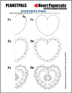 Directions to Download our Paper Cut Patterns