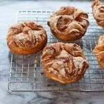 At their heart, kouign amann are laminated pastries just like croissants and puff pastry.