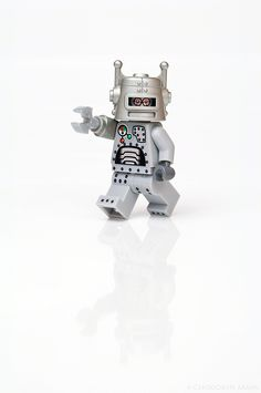/by chogokinjawa #flickr #LEGO #robot