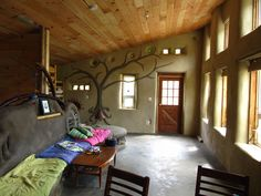 Great cob house pix