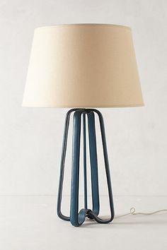 Saddle Strap Lamp Base - Anthropologie.com #Anthropologie #PinToWin