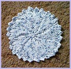 Ravelry Chrysanthemum Dishcloth Pattern By Bernat Design Party Invitations ...