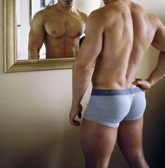 Look : Bubble Butt : Men's Designer Underwear Model : C-IN2 : Herrenunterwäsche