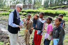 Tim Mccalllan has supported a lot of organizations and one of it is the CNEWA. Providing the children with education, giving them medical health and shelter. It also involves caring and enhancing the physical, emotional and spiritual needs of the children.