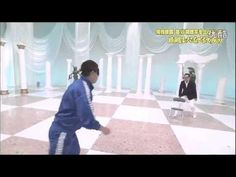 Funny Japanese Chair Game Show
