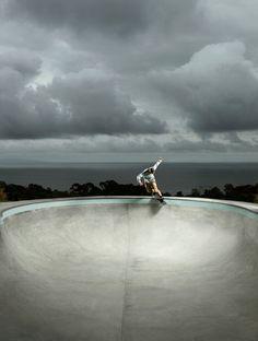 Photographer: Ken Hermann Athlete: Rune Glifberg Location: Malibu Hills, Los Angeles, CA, USA
