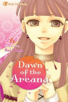 Dawn of the Arcana, Vol. 6 by Rei Toma. $9.99. Publisher: VIZ Media LLC; Original edition (October 2, 2012). Series - Dawn of the Arcana (Book 6)