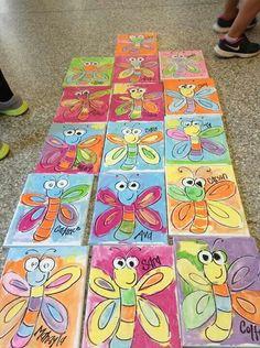 Bug painting