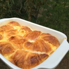 Our Sunday night croissant bread and butter pudding. Super quick, delish and enjoyed in moderation :-) Fitness, Food and Style: Home made pesto