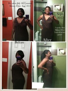 Another happy Skinny Fiber user!  Success with Skinny Fiber!!! It Flat Out Works!!! Order your supply: http://skinny_1719268.eatlessfeelfull.com/ OR Join the 90 Day Challenge with me http://skinny_1719268.sbc90.com/