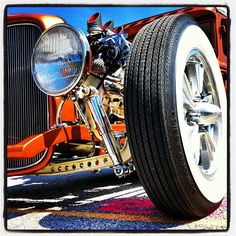 photo by skapgoat #NSRA street rod, nation east, rod nation