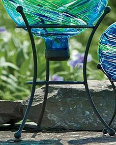 "Gazing Ball Stand for 10"" Gazing Globes 