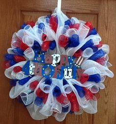 4th of July by SpringCreekWreaths on Etsy