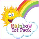 Rainbow ~ Tot Pack