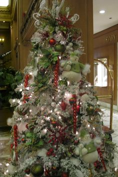 Professionally Decorated Christmas Trees | Professionally Decorated Christmas Trees Pictures