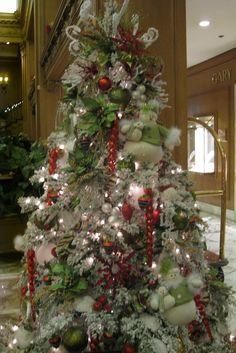 holiday, profession decor, teddy bears, decorated christmas trees, christmaswint decor, decor christma, christma decor, christma tree, black friday