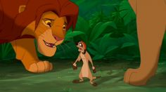"'Did I miss something here!?""~ Timon"