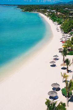 Long Beach, Mauritius.