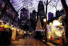 Union Square Holiday Market - the perfect place to pick up a last minute gift http://renegadechicks.com/achieving-holiday-cheer-in-nyc-the-right-way/#