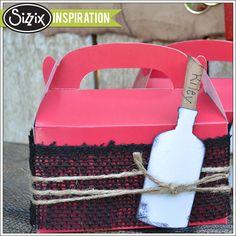 Sizzix Inspiration   Pirate Party Favor Boxes Stefani Roe
