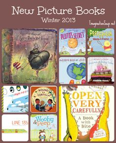 Come On, Just Give Books a Chance! (NEW Picture Books I'm Loving)